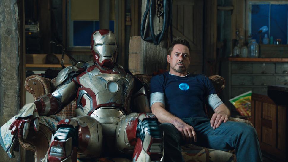 Железный человек в исполнении Роберта Дауни-младшего вернется в сериале «Что, если?»