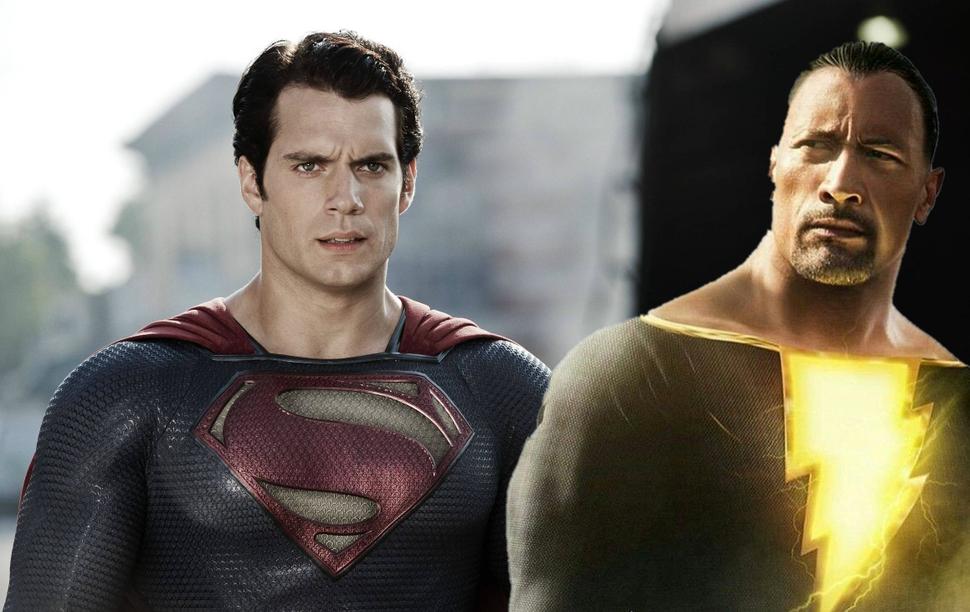 Продюсер «Черного Адама» ответил, стоит ли ждать камео Супермена в исполнении Генри Кавилла