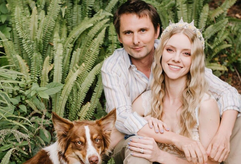 Фронтмен группы Muse Мэттью Беллами станет отцом во второй раз
