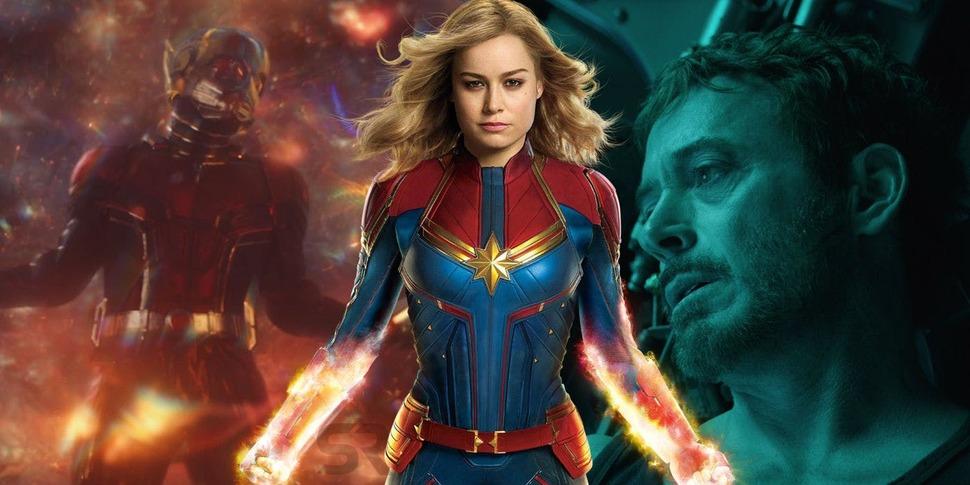 «Капитан Марвел» и «Мстители: Финал» стали лидерами по количеству допущенных ошибок и ляпов