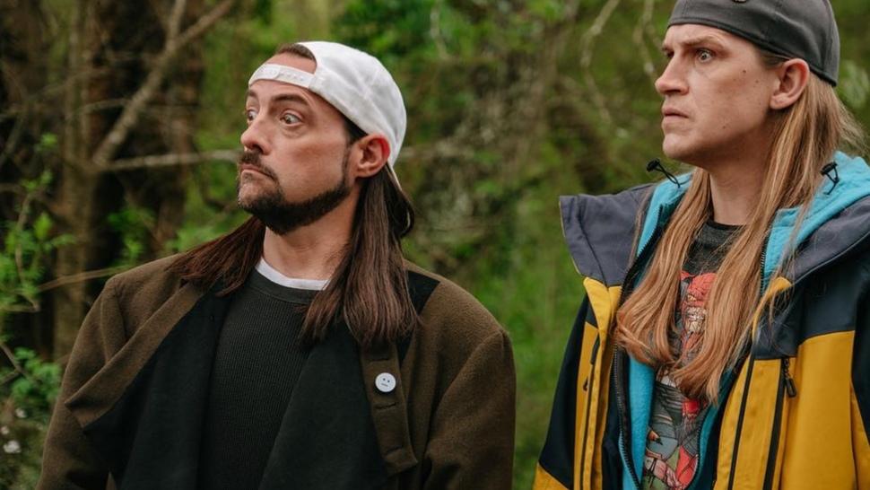Снучи-бучи: Джей и Молчаливый Боб вернулись в первом трейлере «Перезагрузки»