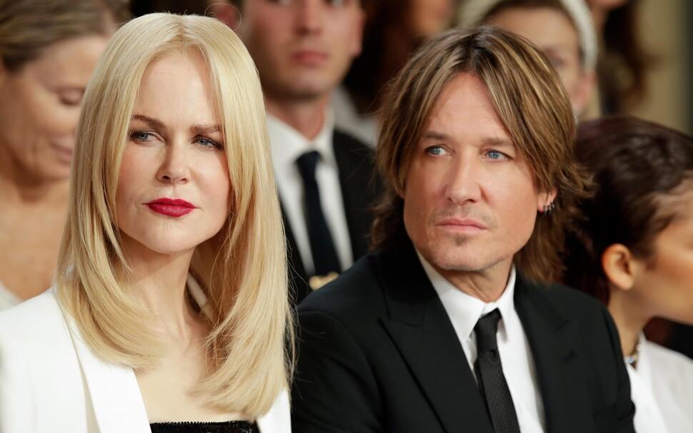 Николь Кидман прокомментировала песню Кита Урбана об их интимной жизни