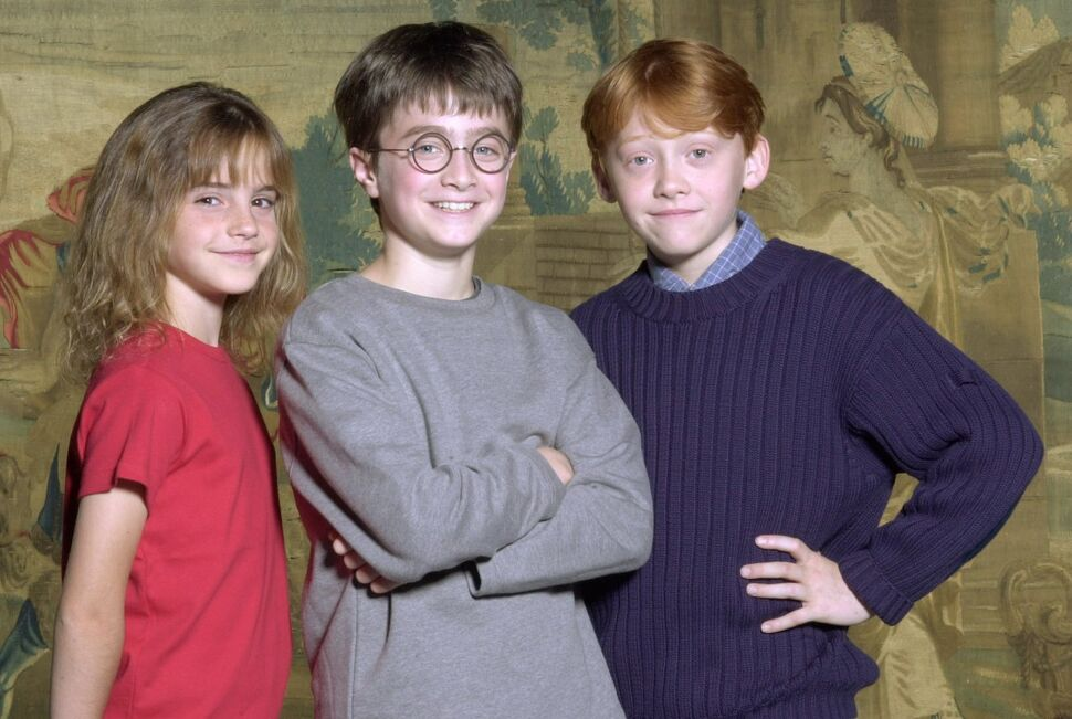 И снова «Драмиона»: Том Фелтон показал архивное видео со съемок «Гарри Поттера»