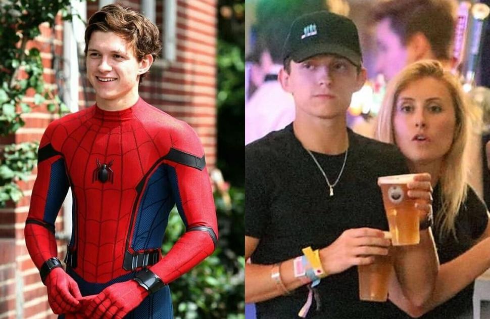 СМИ: у звезды «Человека-паука» Тома Холланда появилась девушка