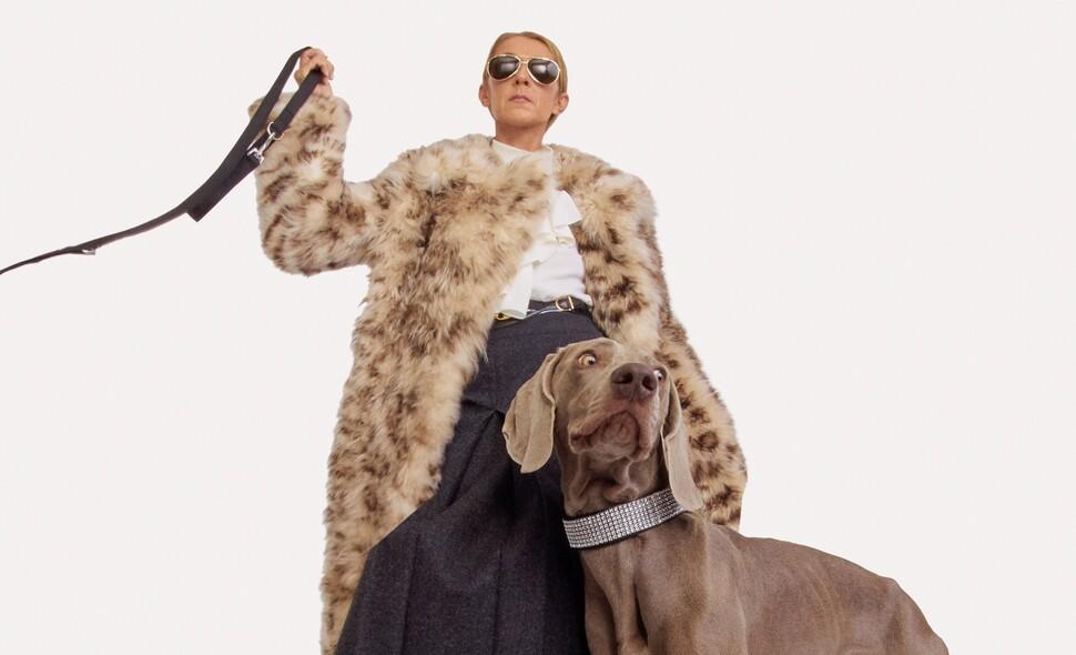 Селин Дион объяснила эволюцию своего стиля и выбор необычных нарядов