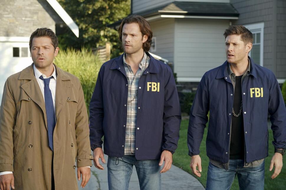 Дин и Сэм объединятся со старым другом: вышел синопсис 12 серии 15 сезона «Сверхъестественного»