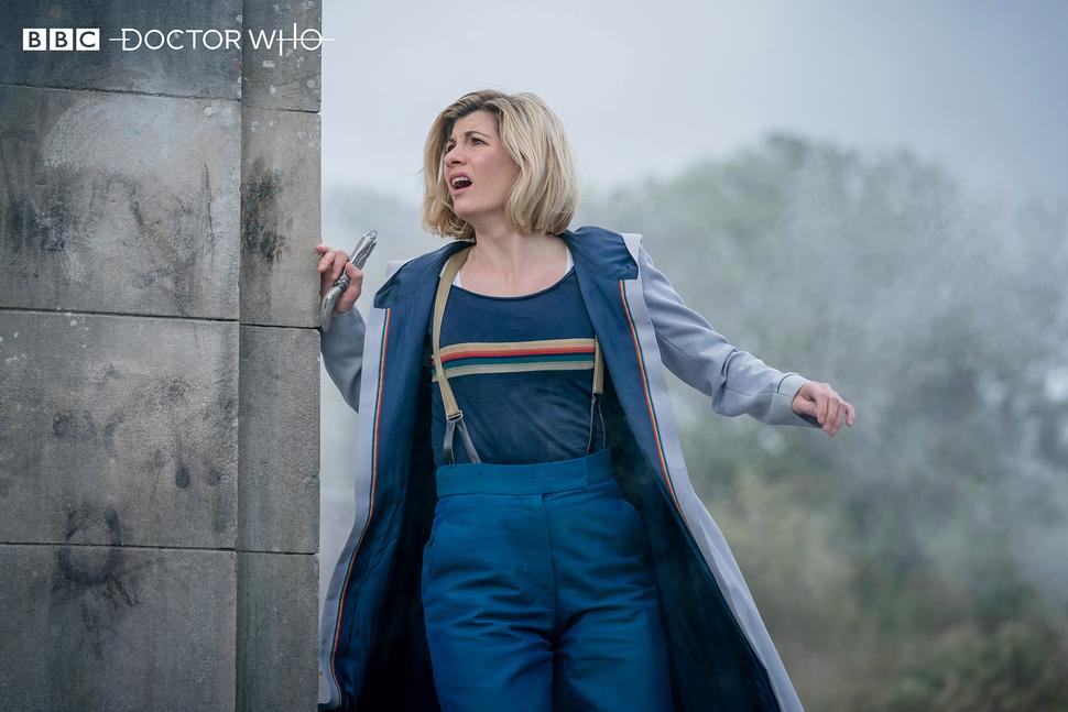 Рейтинги 12 сезона «Доктора Кто» упали на 40%, но сериал не спешат закрывать