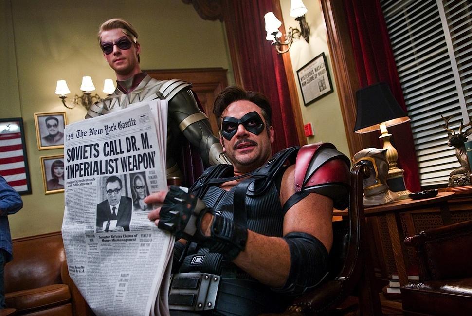 Создатель «Хранителей» Алан Мур уверен, что супергероика погубит кино