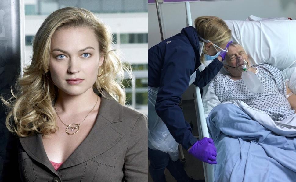 Звезда «Трансформеров» София Майлс сообщила, что ее отец умер от коронавируса