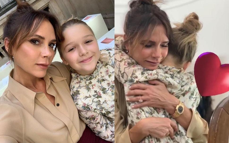 Викторию Бекхэм осудили за «навязывание» дочери нездоровых стандартов красоты