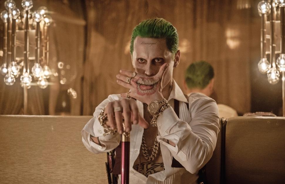 Режиссер «Отряда самоубийц» показал фото Джареда Лето в тестовом образе Джокера