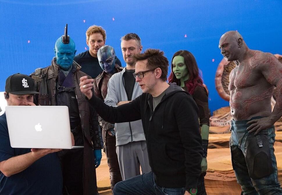Карен Гиллан описала сценарий «Стражей Галактики 3» и осчастливила фанатов
