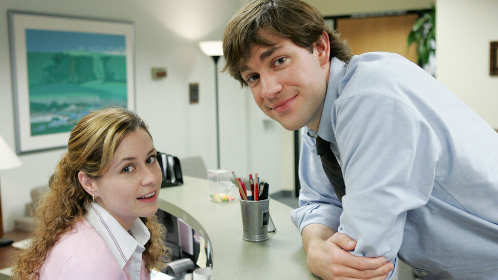 Звезда «Офиса» Дженна Фишер рассказала о тайной записке, которую Джим написал Пэм