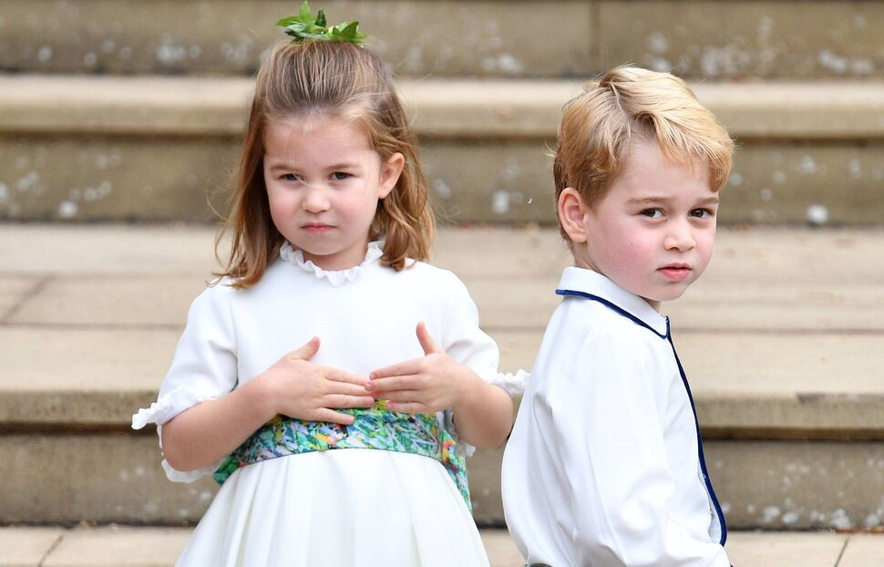 Инсайдер рассказал о различиях и отношениях принца Джорджа и принцессы Шарлотты