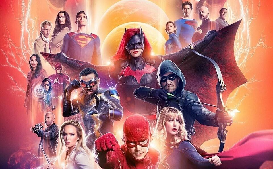Флэш, Стрела, Супермен и другие герои в первом трейлере «Кризиса на Бесконечных землях»