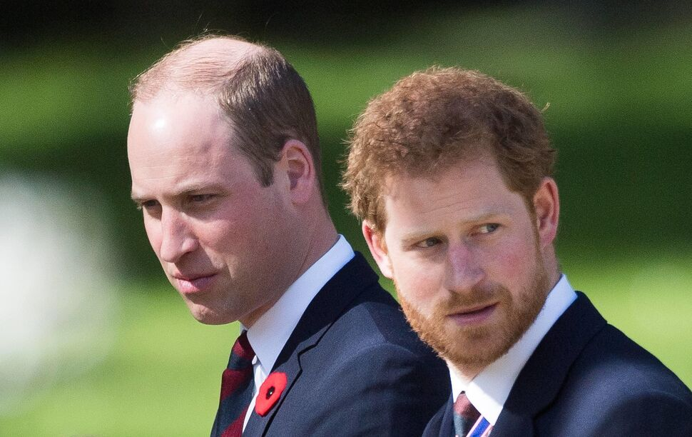 Принц Гарри не общается с принцем Уильямом после «Мегзита»