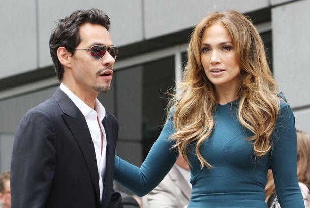Порнокомпании борются за видео с медового месяца Дженнифер Лопес
