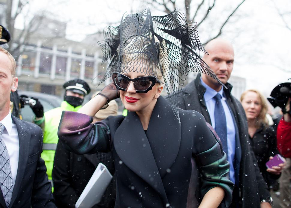 """Lady Gaga создала благотворительный фонд """"Born This Way Foundation"""""""
