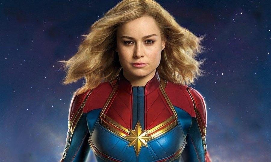 Бри Ларсон и Marvel показали первый трейлер «Капитана Марвел»