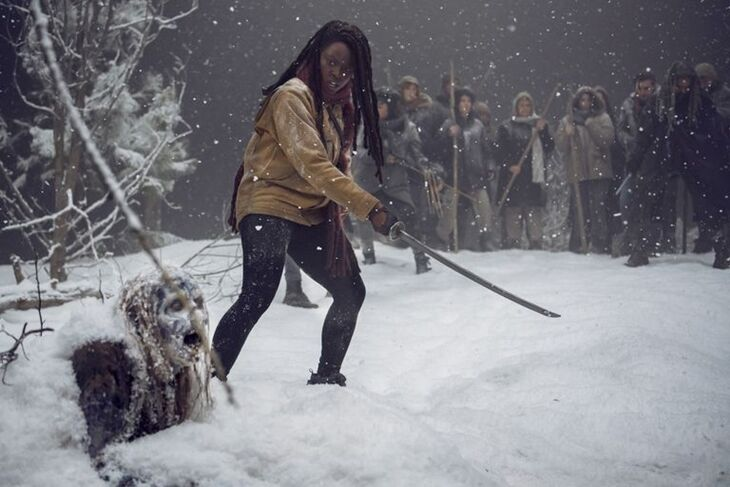 Шоураннер «Ходячих мертвецов» рассказала о 10 сезоне: «Нас ждет новый временной скачок»