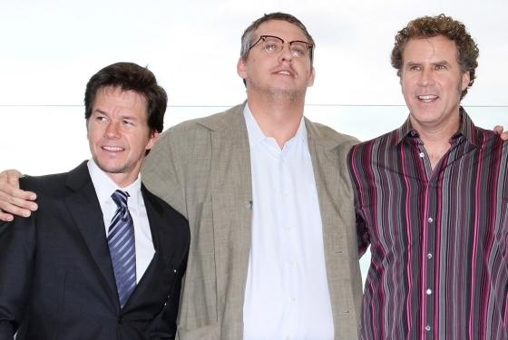 Адам МакКей снимет спортивную комедию с Уиллом Феррелом и Марком Уолбергом
