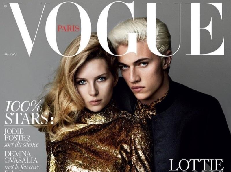 Сестра Кейт Мосс снялась для своей первой обложки Vogue