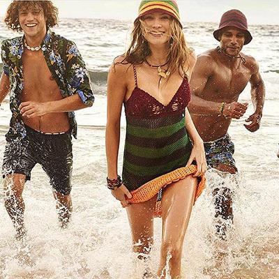 Бехати Принслу снялась в новой рекламной кампании Tommy Hilfiger