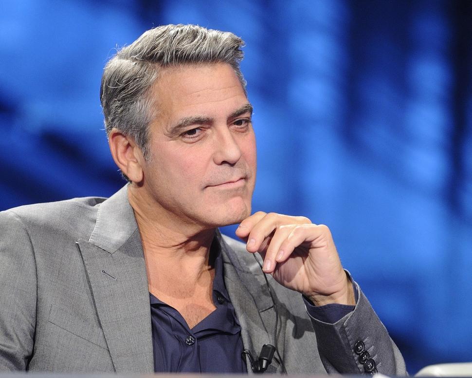Джордж Клуни помолвлен