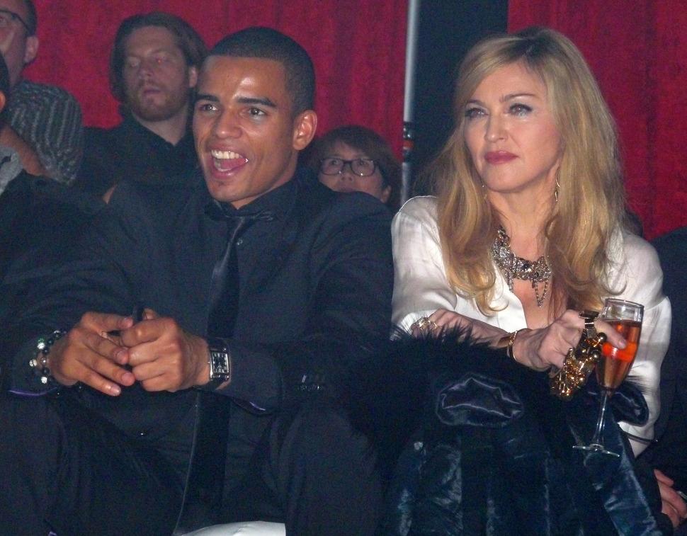 Брахим Зайбат сделал предложение Мадонне