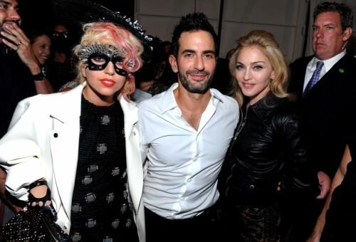 Мадонна и Lady GaGa разочаровали Марка Джейкобса