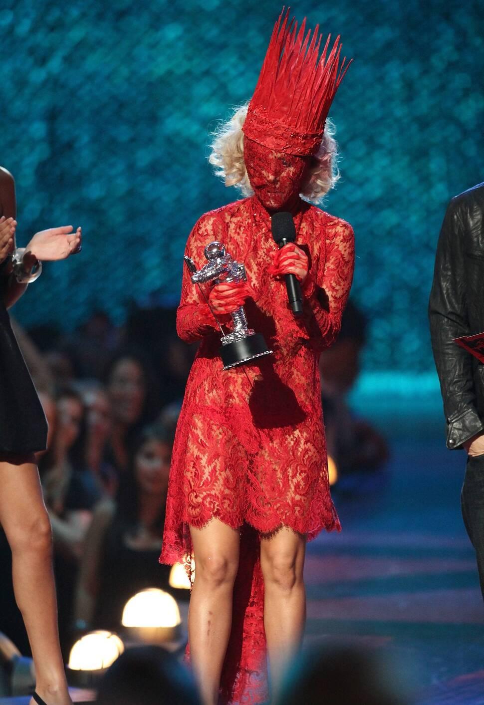 Хотите ли вы быть Lady GaGa на Хэллоуине?