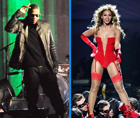 Видео: выступления Jay-Z, Бейонсе, Шакиры, Tokio Hotel на MTV Europe Music Awards