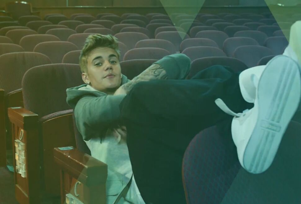 Первый взгляд на Джастина Бибера в новом рекламном ролике Adidas NEO