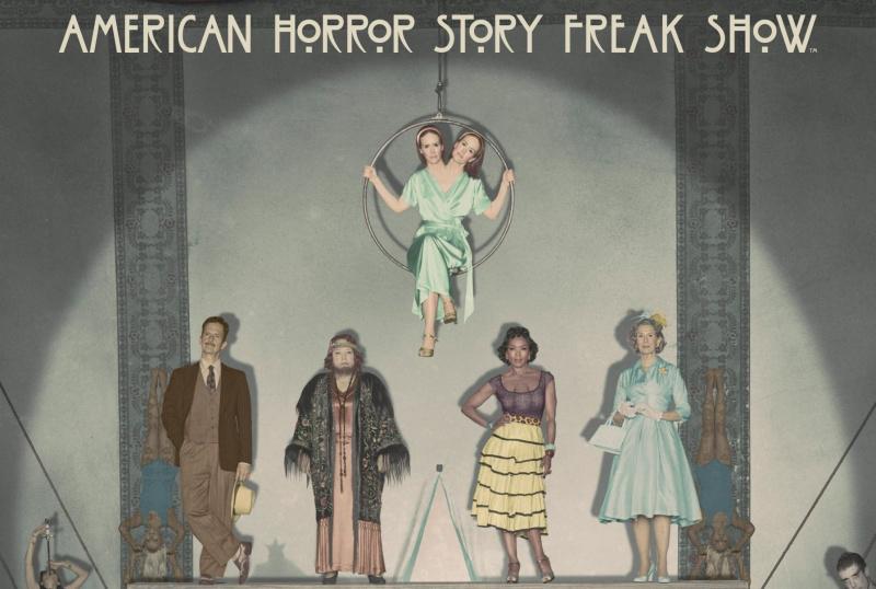 Подробности 4 сезона «Американской истории ужасов»