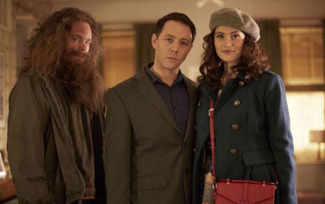 Джемма Артертон сыграет в комедийном шоу «Inside No. 9»