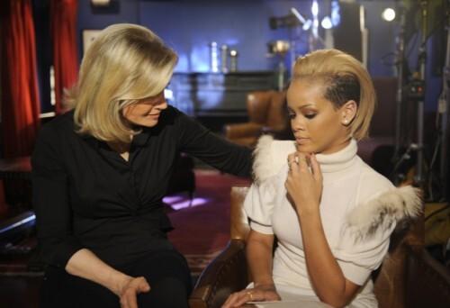 Видео: Откровенное интервью Рианны на шоу ABC Good Morning America