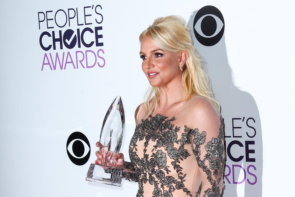 Церемония People's Choice Awards 2014