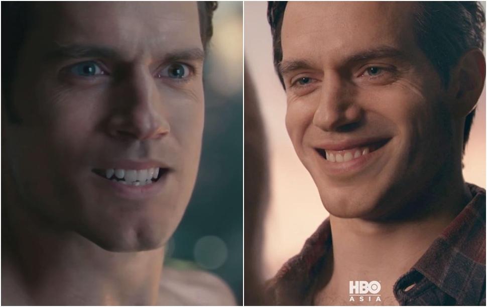 Канал HBO потроллил Генри Кавилла и его «усы Супермена»