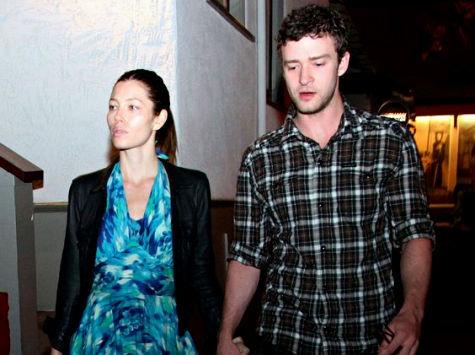 Джастин Тимберлейк и Джессика Бил все еще вместе