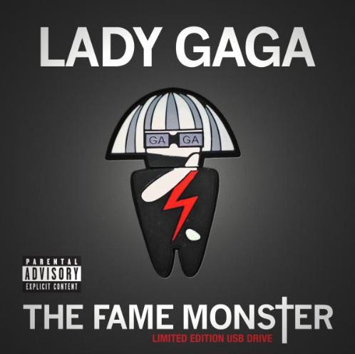 Lady GaGa выпускает свою флешку