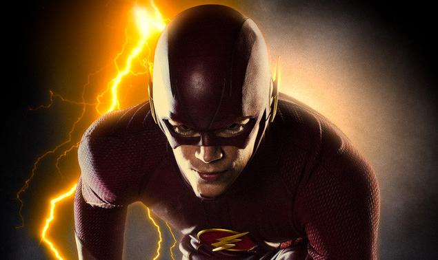 Первый взгляд на костюм супергероя Флэша