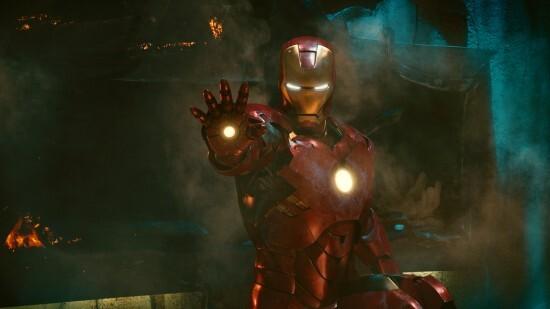"""Интерактивный трейлер фильма """"Железный человек 2"""""""