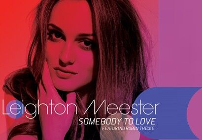 Первый сингл Лейтон Мистер Somebody To Love