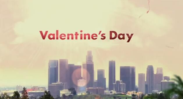 Первый тизер фильма  Valentine's Day