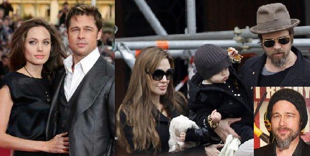 Анджелина Джоли считает Брэда Питта самым талантливым, но уже не самым привлекательным
