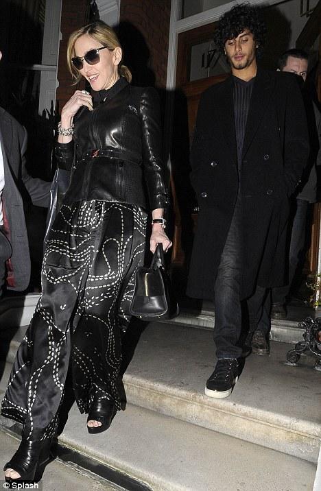 Мадонна встретилась с подругами Гвинет Пэлтроу и Стеллой МакКартни