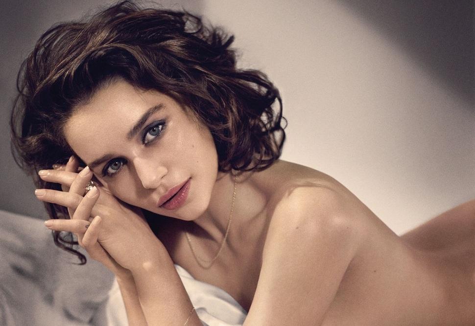 Звезда «Игры престолов» Эмилия Кларк стала самой сексуальной женщиной мира