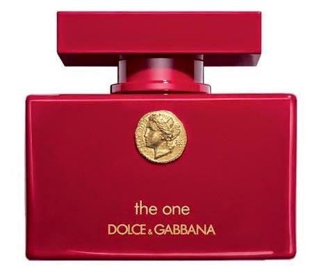 Dolce & Gabbana выпускают лимитированную серию аромата The One