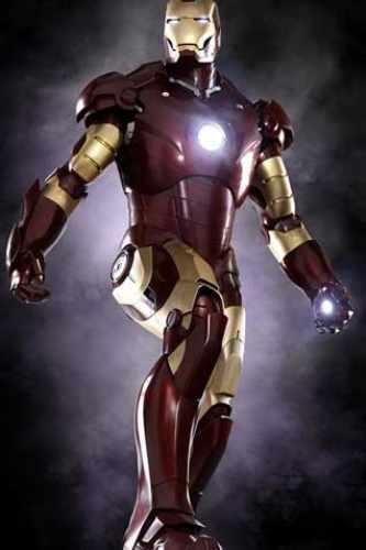 """Третий """"Железный человек"""" выйдет в свет"""