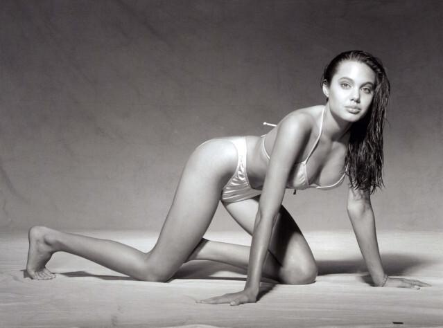 Ранние снимки Анджелины Джоли будут проданы с аукциона